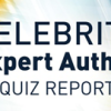 Celebrity Expert Author Quiz